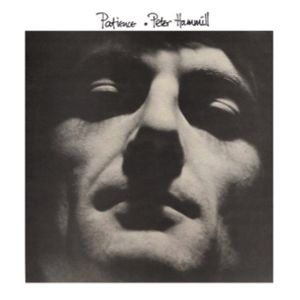 Peter Hammill Patience album cover