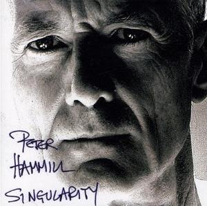 Peter Hammill Singularity album cover