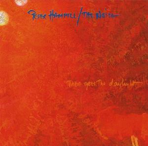 Peter Hammill - There Goes the Daylight CD (album) cover
