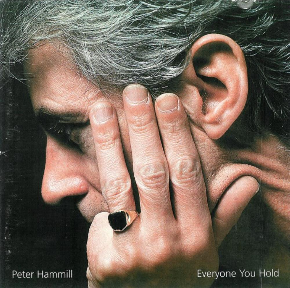 Peter Hammill Everyone You Hold album cover