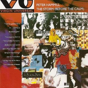 Peter Hammill The Storm  (Before The Calm) album cover