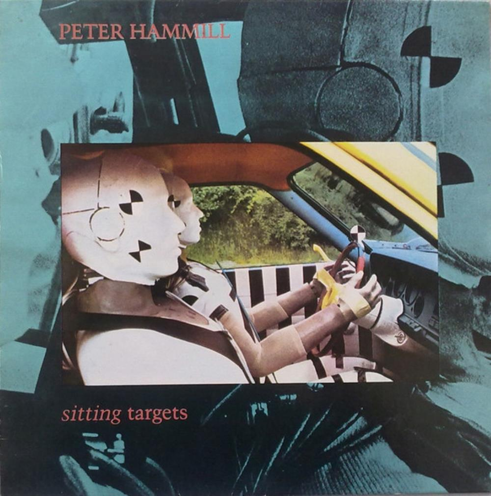 Peter Hammill - Sitting Targets CD (album) cover