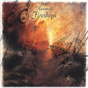 Peter Hammill Fireships album cover