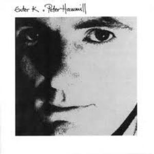 Peter Hammill - Enter K CD (album) cover