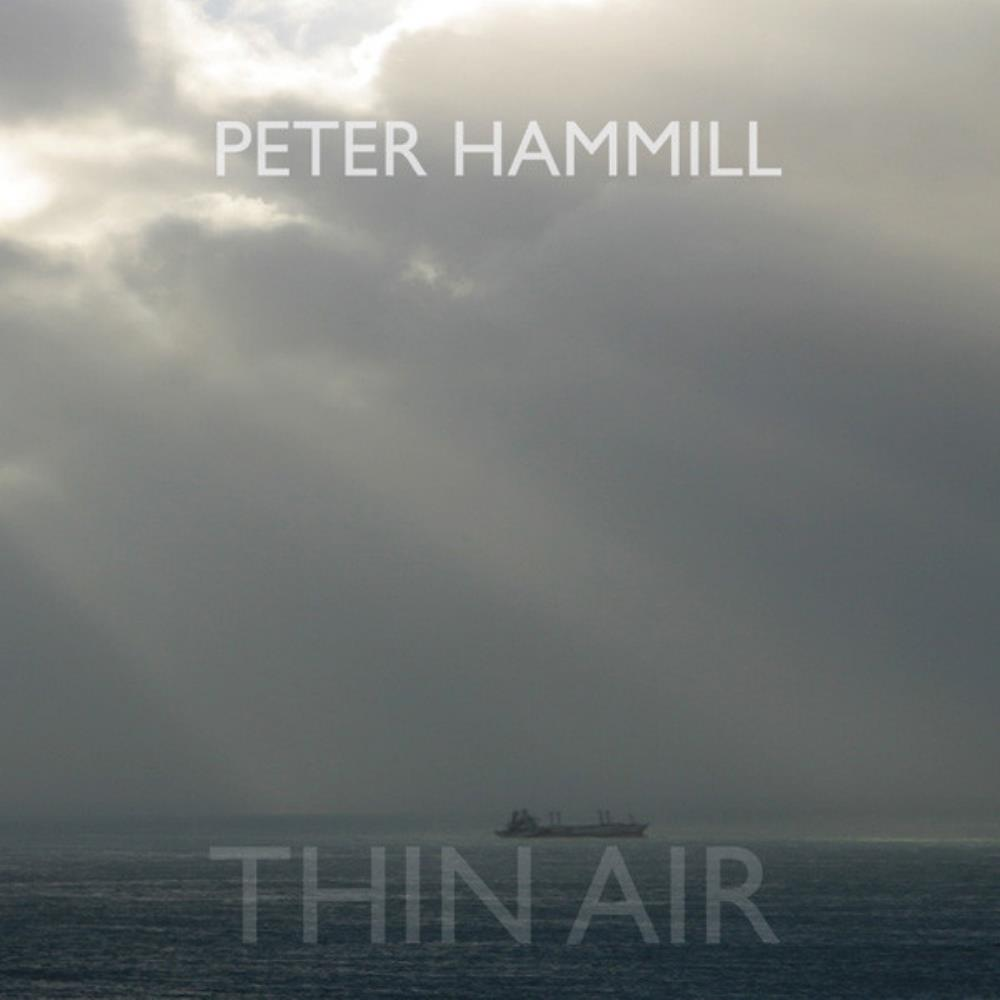 Peter Hammill Thin Air album cover