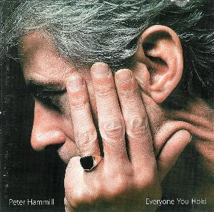 Peter Hammill - Everyone You Hold CD (album) cover