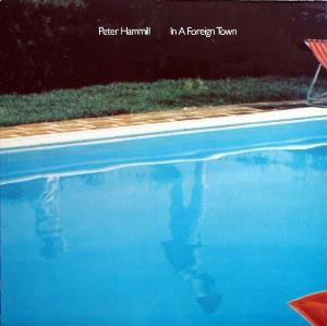 Peter Hammill In a Foreign Town album cover