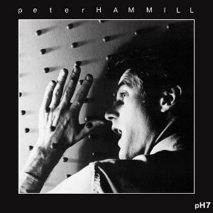 Peter Hammill - pH7 CD (album) cover