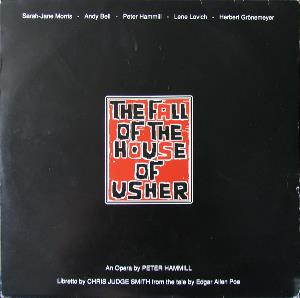 Peter Hammill The Fall of the House of Usher album cover