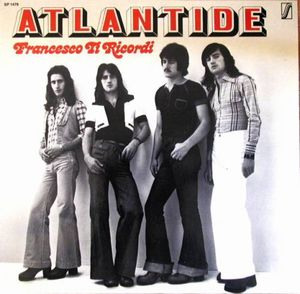 Francesco ti ricordi by ATLANTIDE album cover