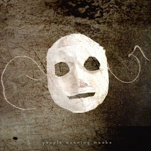 Dw. Dunphy - People Wearing Masks CD (album) cover