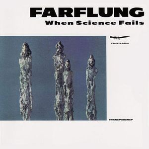 When Science Fails by FARFLUNG album cover