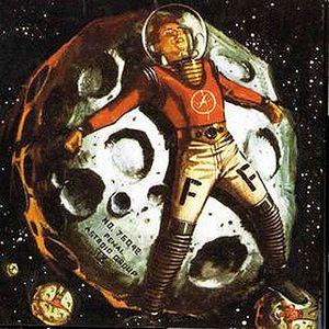 25,000 Feet Per Second by FARFLUNG album cover