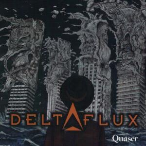Quaser - Delta Flux CD (album) cover