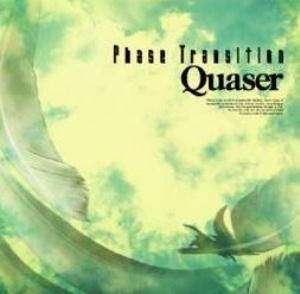 Quaser - Phase Transition CD (album) cover