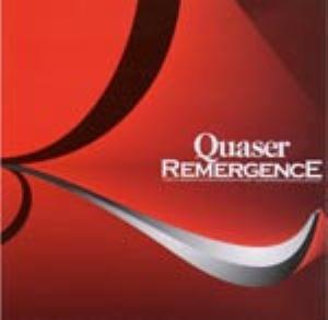 Quaser - Remergence CD (album) cover