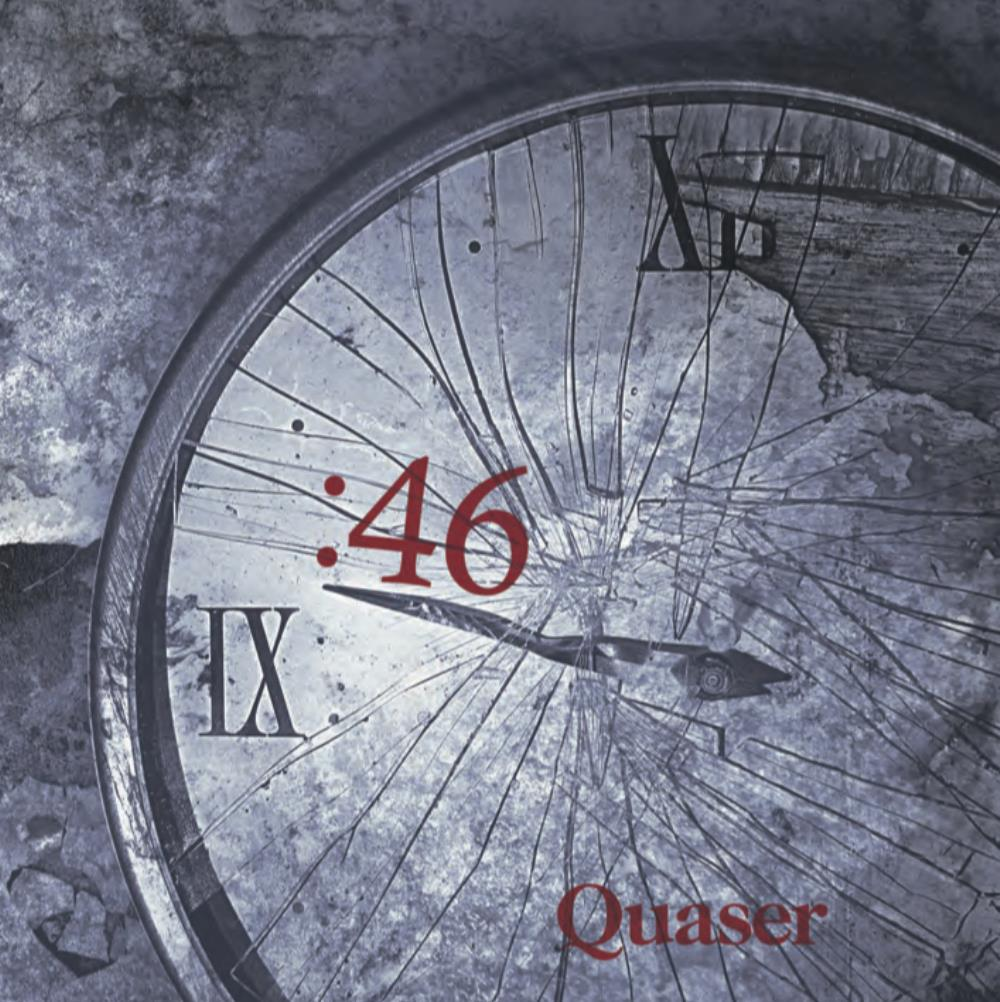 :46 by QUASER album cover