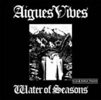 Aigues Vives - Water of Seasons CD (album) cover