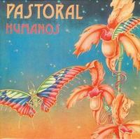 Pastoral - Humanos CD (album) cover