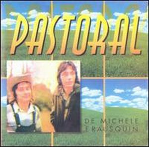 Pastoral - De Michele-Erausquin CD (album) cover