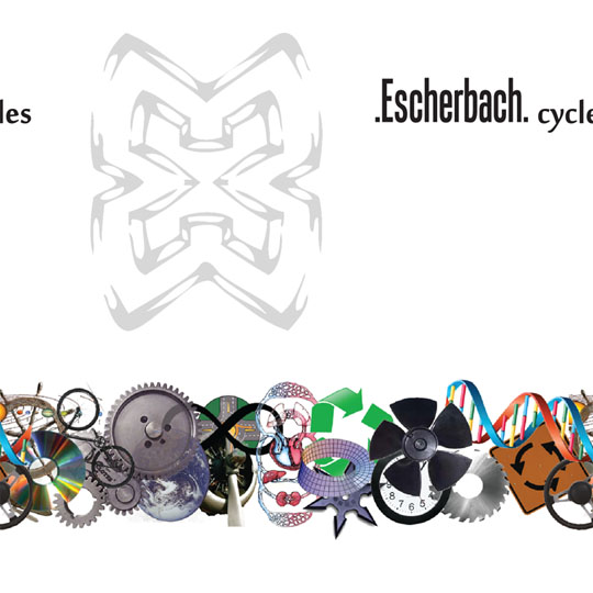 Escherbach - Cycles CD (album) cover