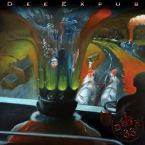 DeeExpus - The King Of Number 33 CD (album) cover