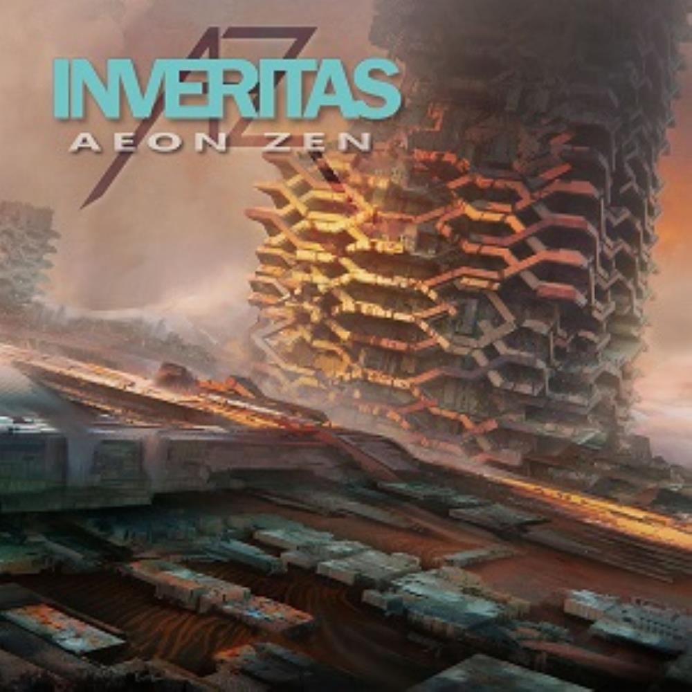 Inveritas by AEON ZEN album cover