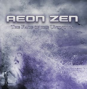 Aeon Zen - The Face Of The Unknown CD (album) cover