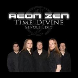 Aeon Zen Time Divine album cover