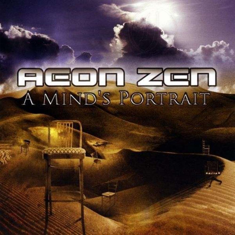 A Mind's Portrait by AEON ZEN album cover