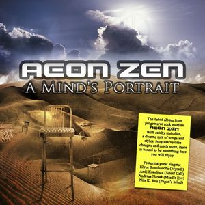 A Mind's Portrait by AEON ZEN album cover