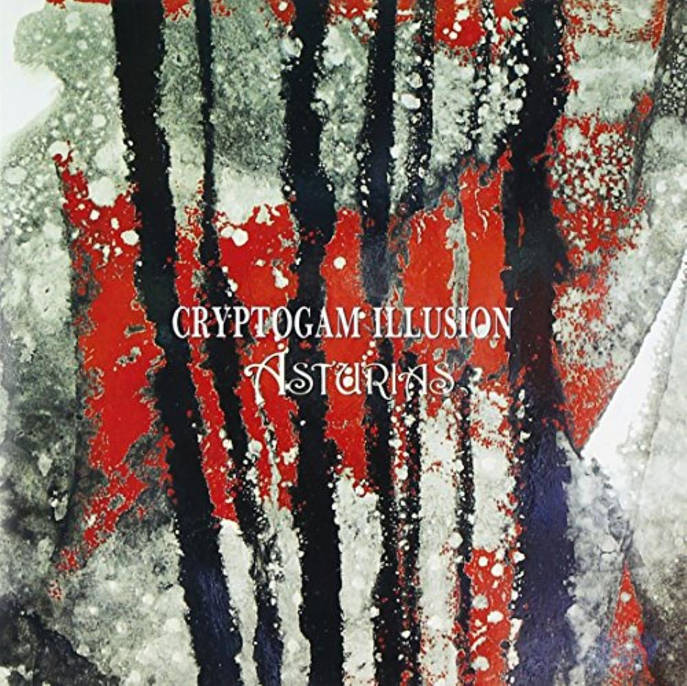 Cryptogam Illusion by ASTURIAS album cover