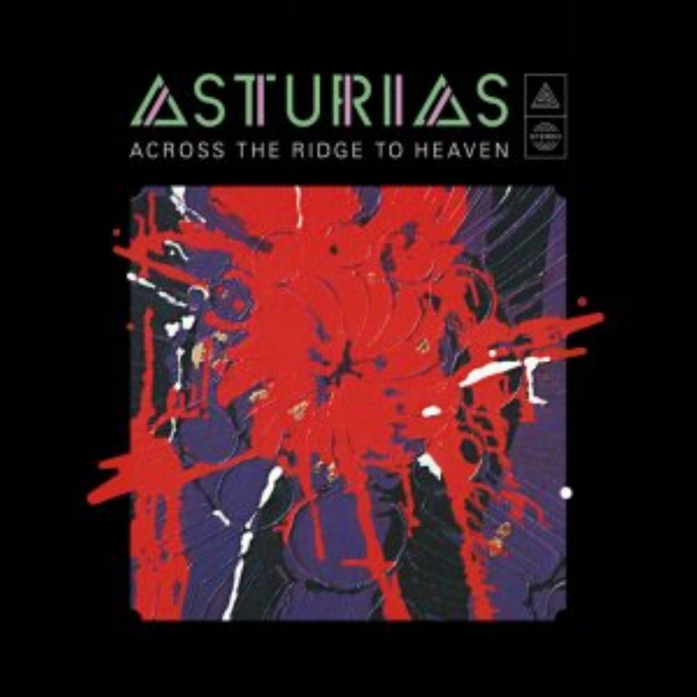 Asturias Across The Ridge To Heaven album cover