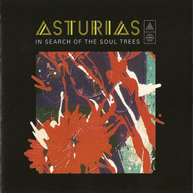 Asturias - In Search of the Soul Trees CD (album) cover