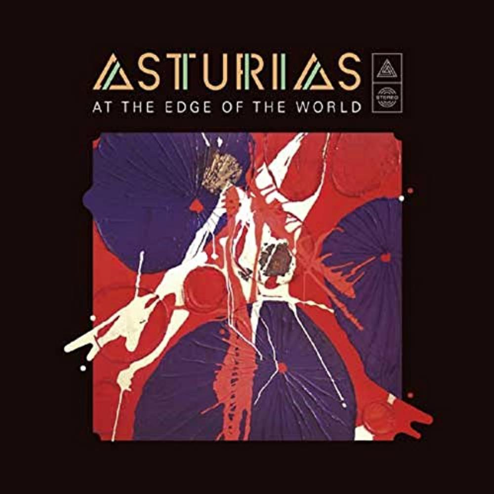 Asturias At The Edge Of The World album cover