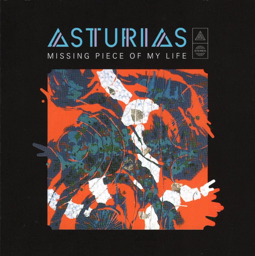 Missing Piece Of My Life by ASTURIAS album cover