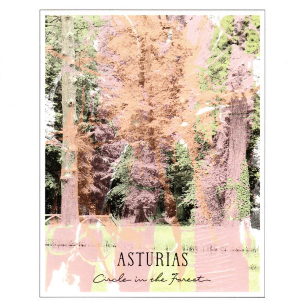 Circle In The Forest by ASTURIAS album cover