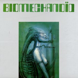 Biomechanoid by VANDROOGENBROECK, JOEL album cover