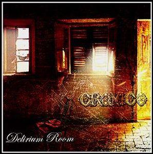 Delirium Room by CRONICO album cover