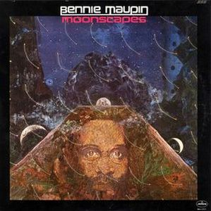 Bennie Maupin - Moonscapes CD (album) cover