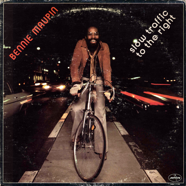 Bennie Maupin - Slow Traffic To The Right CD (album) cover