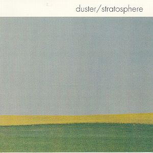 Stratosphere by DUSTER album cover