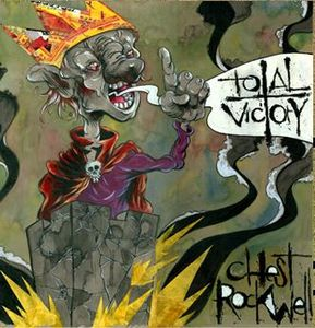 Total Victory by CHEST ROCKWELL album cover