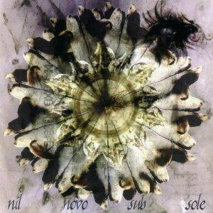 Nil - Nil Novo Sub Sole CD (album) cover