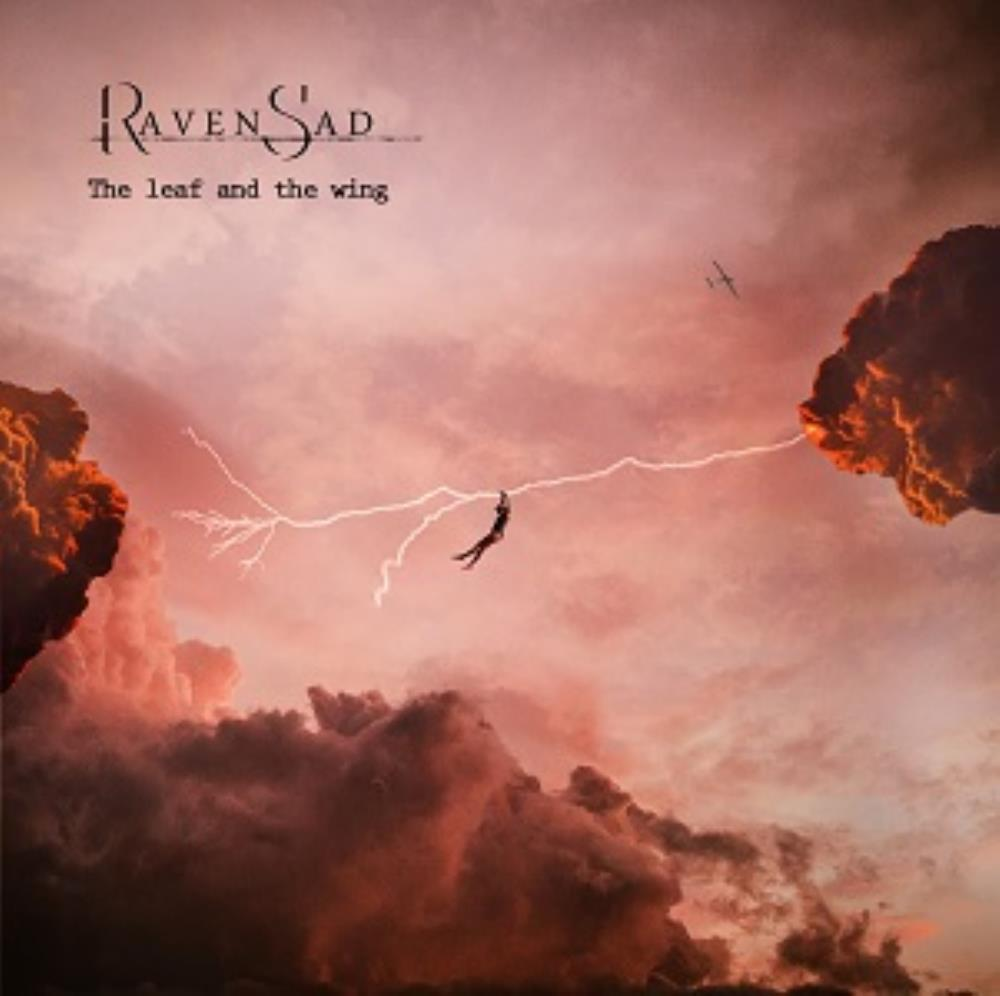 Raven Sad - The Leaf and the Wing CD (album) cover
