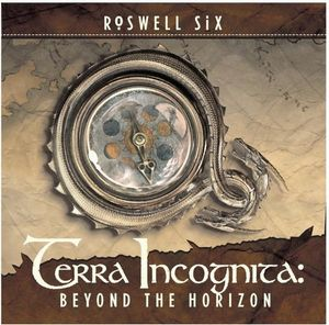 Roswell Six - Terra Incognita: Beyond The Horizon CD (album) cover