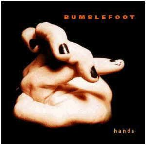 Hands by BUMBLEFOOT album cover