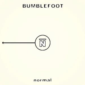 Bumblefoot Normal album cover