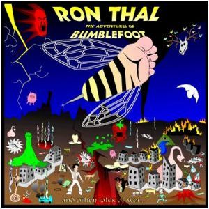 Bumblefoot Ron Thal/The Adventures Of Bumblefoot album cover