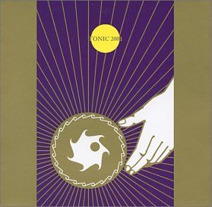 Rovo - Tonic 2001 CD (album) cover
